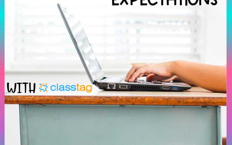 Managing Classroom Expectations with Classtag