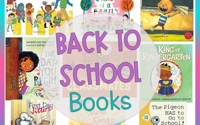 Back To School Read Aloud Books